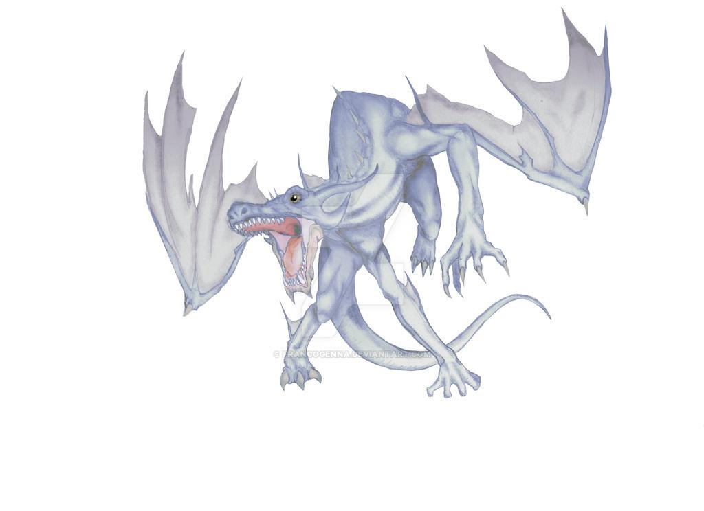Dragon by francogenna