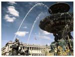 La fontaine des Mers by emicathe