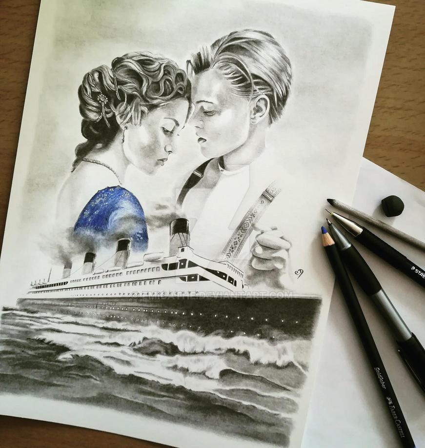 Titanic by emicathe