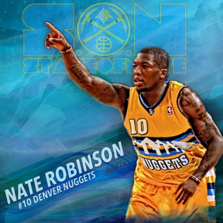 Nate robinson nuggets