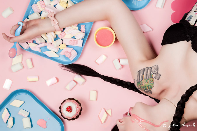 candy series. overdose by chulii
