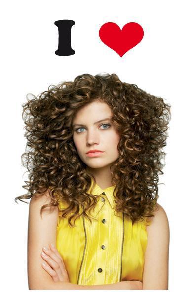 Прически на кучерявые волосы в домашних условиях