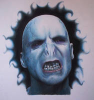 Lord Voldemort Drawing by Lewis3222