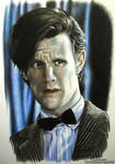 Dr Who Drawing