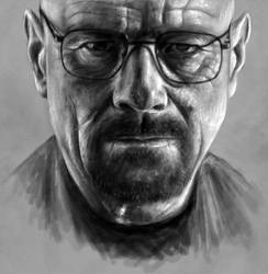 Walter White - Breaking bad by Lewis3222