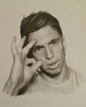 Joe Weller Drawing