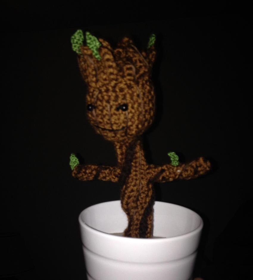 Groot by Tirrivee
