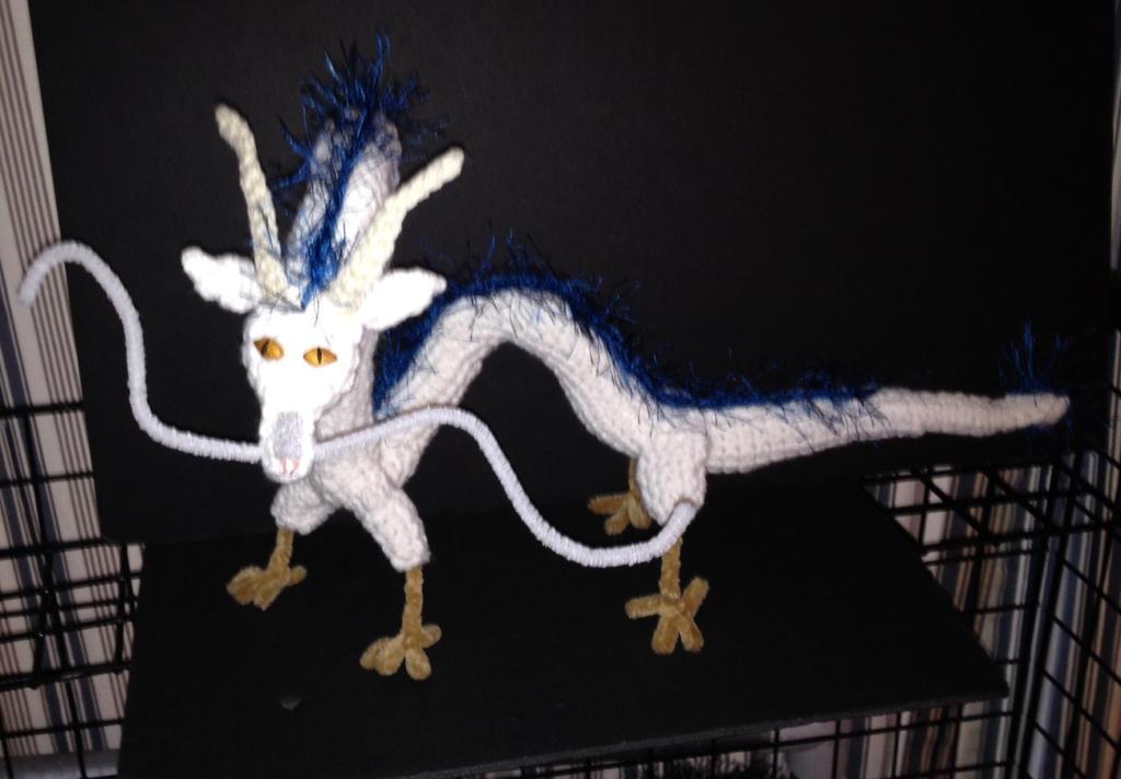 Haku Dragon by Tirrivee