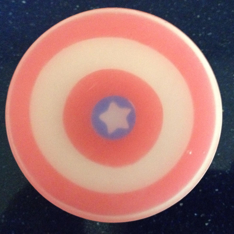 Captain America Soap by Tirrivee
