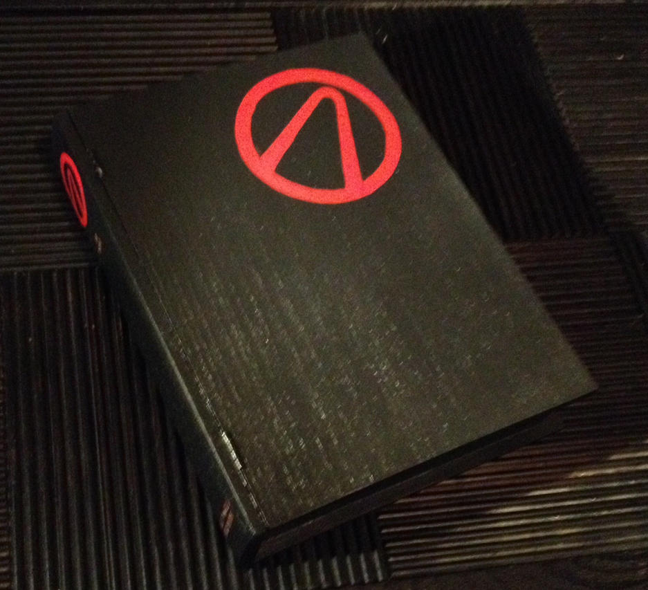 Borderlands 2 Zero Book Box by Tirrivee