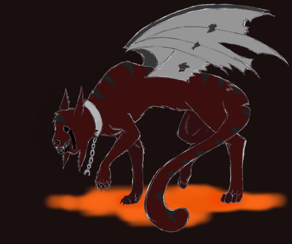 Mothblood's OC Koszmar by TheDemonofDesire