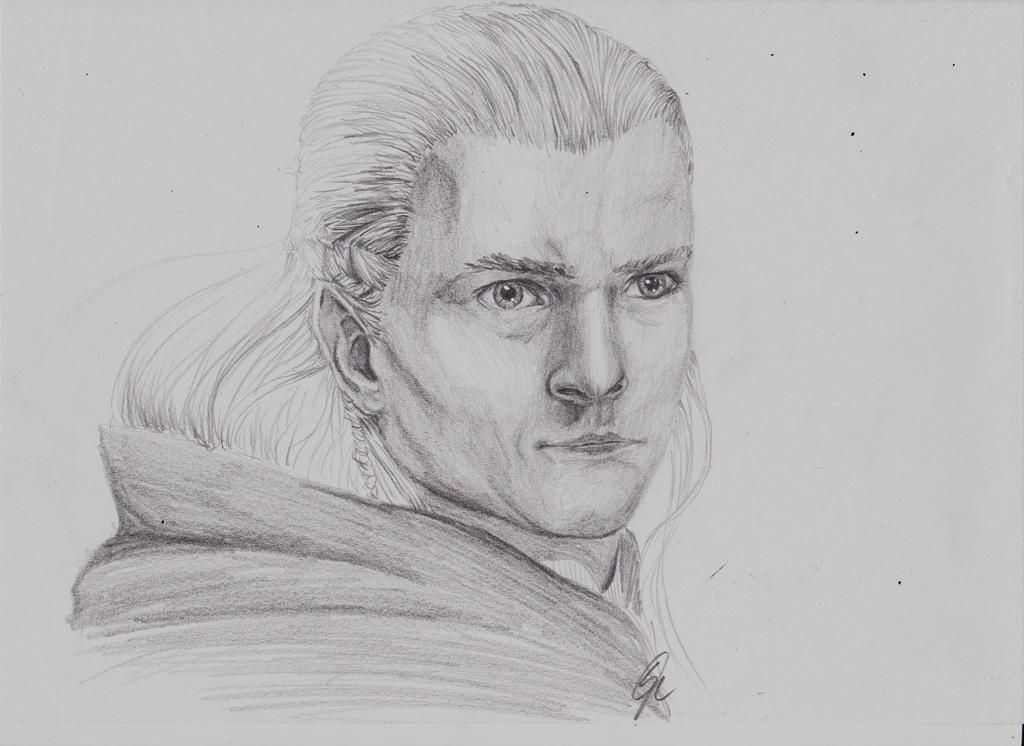 Legolas by Tellerchen