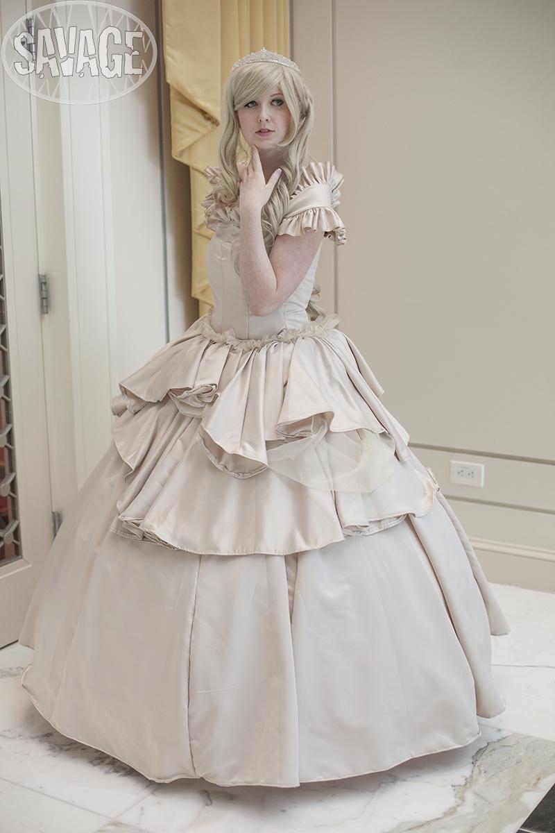 Princess of Novoselic by tsubasahime