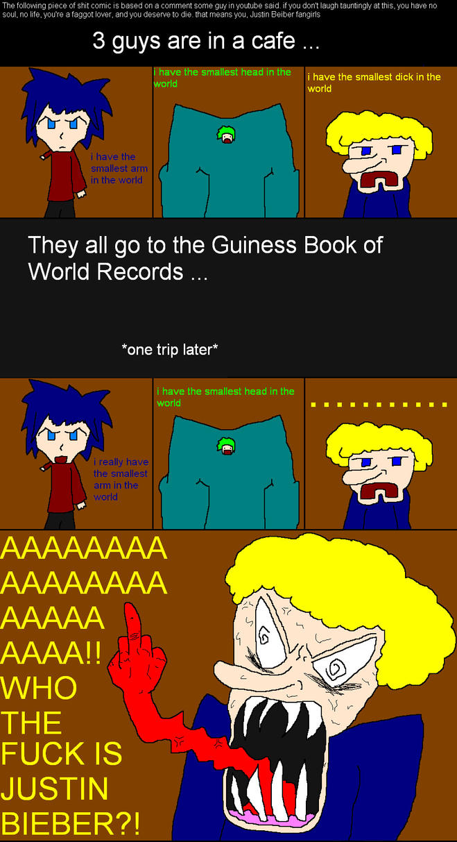 the most ridiculous comic ever by tehsilentguy