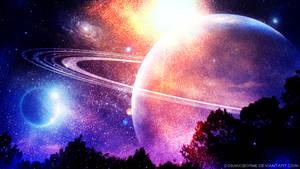Cosmic Skies by CosmicBorne
