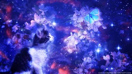 Vibrant Life by CosmicBorne