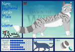 |Baby its cold outside| FrostWind Ref Sheet
