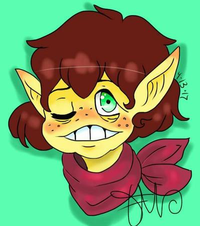 Elf  by D3adlyOne