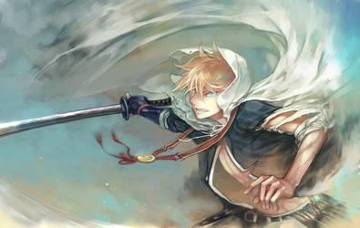 Shinken by angorilla