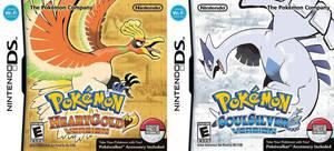 Pokemon HeartGold and SoulSilver