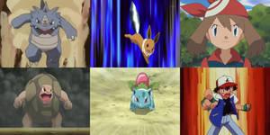 Pokemon: Rise of Heroes - Ivysaur and Eevee teamup