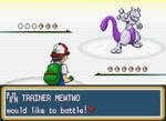 Ash vs. Mewtwo