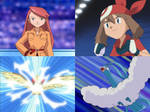 Pokemon: Rise of Heroes - May vs. Solidad