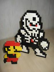 Some Lego stuff by Turoel