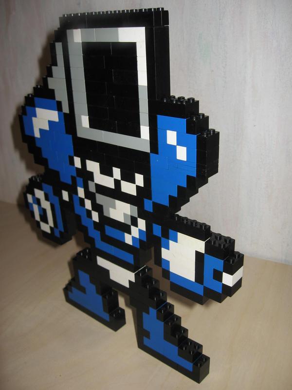 Lego - Dustman by Turoel