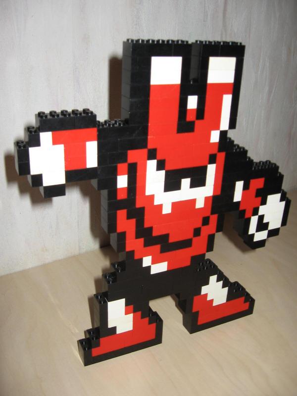 Lego - Magnetman by Turoel