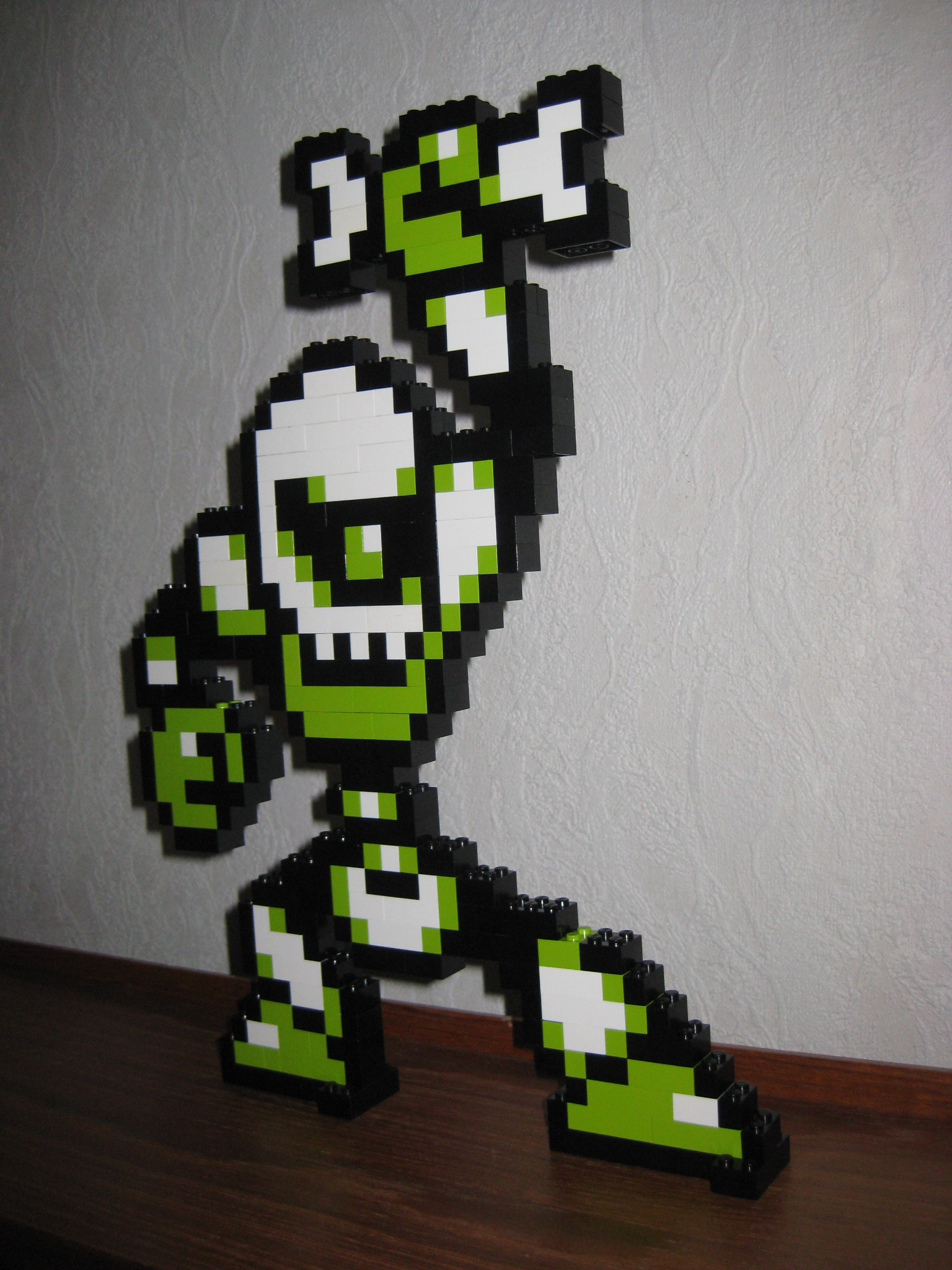 Lego - Bonethrower by Turoel