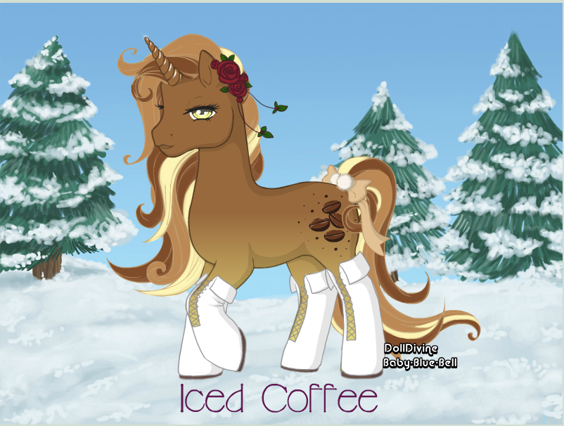 Iced Coffe (closed) by LilithStar1210