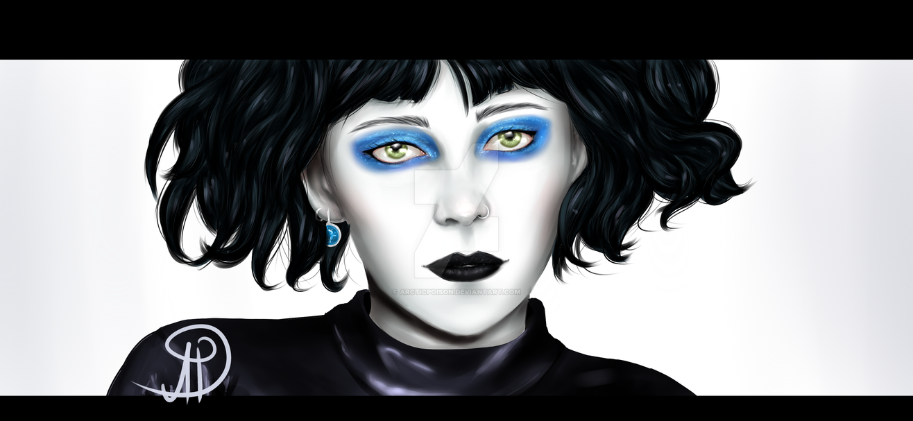 Pale Waves Heavenly Fanart by ArcticPoison