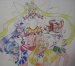 Another Inner Senshi Group