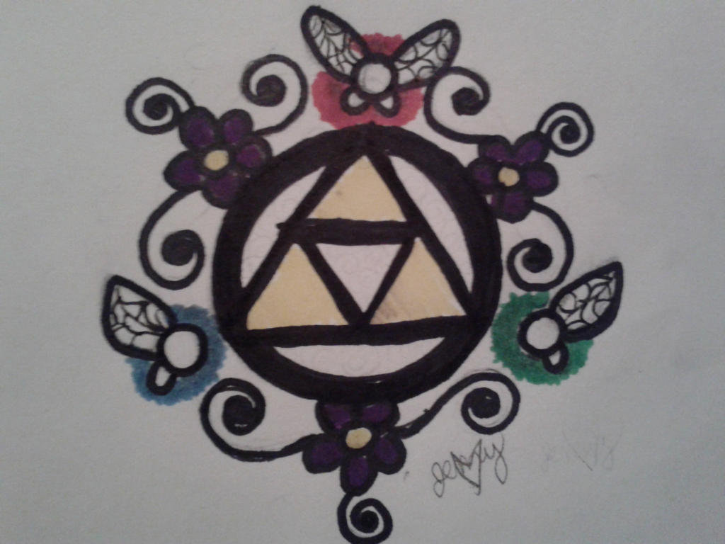 Triforce tattoo designs by dimebagdazz on deviantart - Triforce Tattoo Designs By Dimebagdazz On Deviantart Triforce Tattoo Design Triforce Tattoo Design Quick Sketch