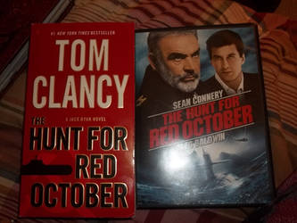 Hunt for Red October by fatthoron on DeviantArt