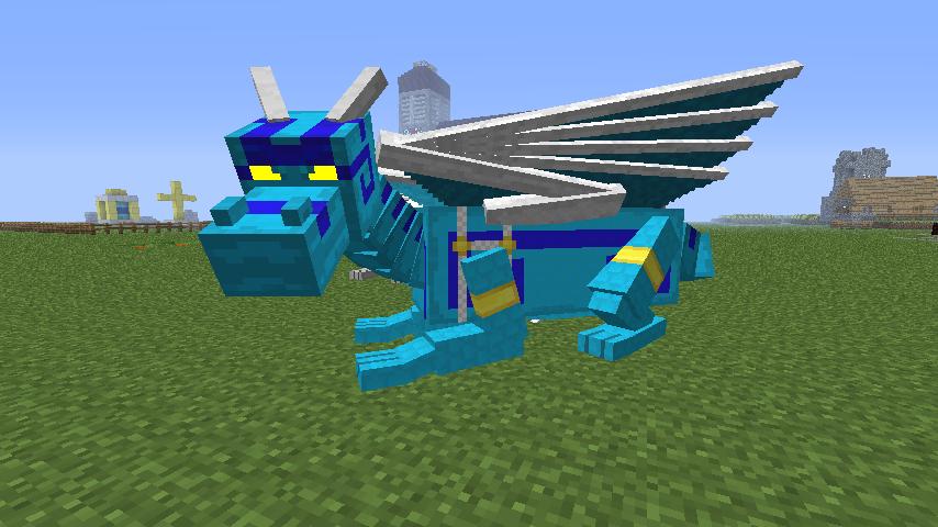 My Aether dragon by fa...