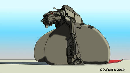 Big Bellied AT-M6