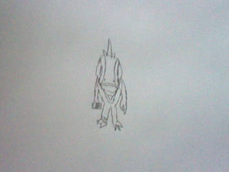 Warlock Murloc by SquirrelGuy23