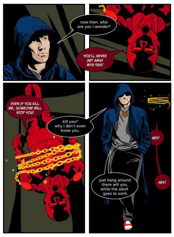doctor destiny, origins p26