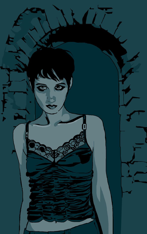 The Deathlings FanArt - Anne