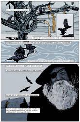 Huginn and Muginn p01 by JonathanWyke