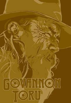 Govannon Toru by JonathanWyke