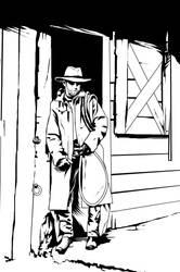 BLC Cowboy by JonathanWyke
