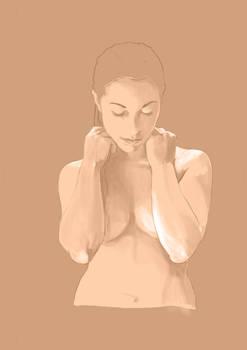 Lily WiP by JonathanWyke