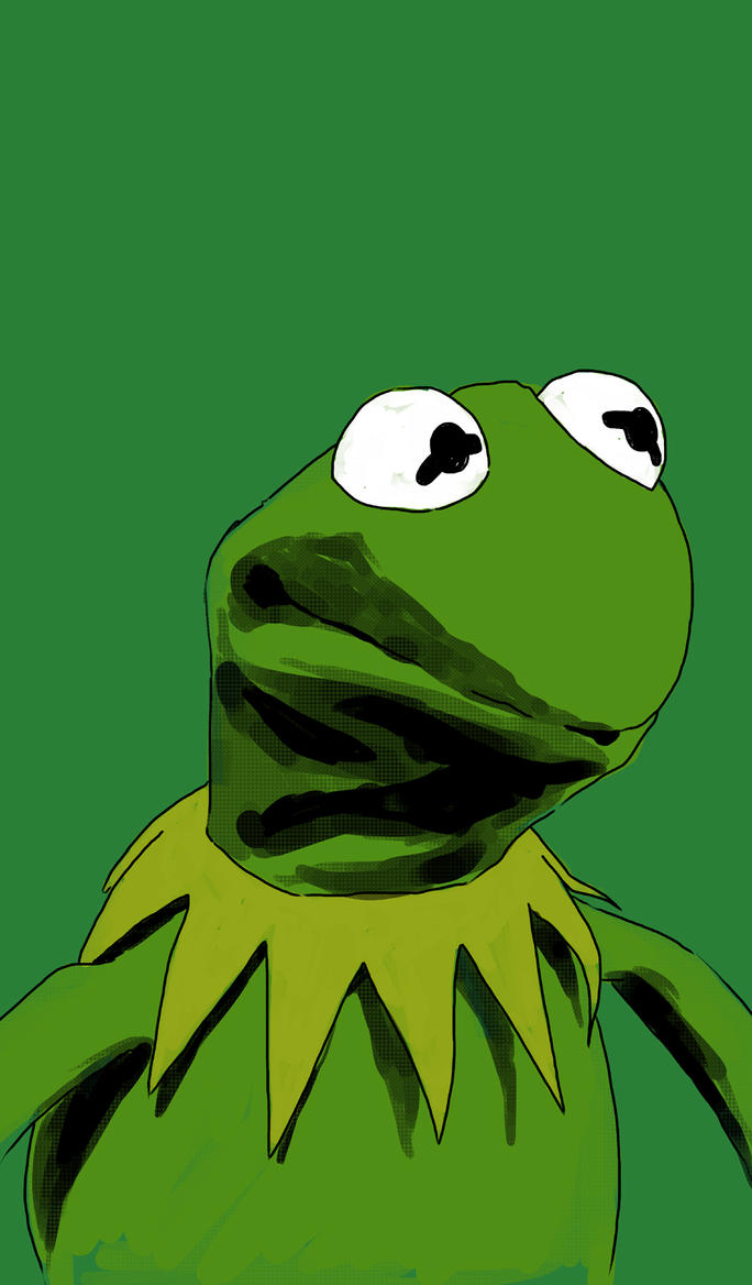 Kermit the frog angry - photo#10