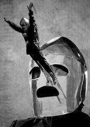 King of the Rocketmen! by JonathanWyke
