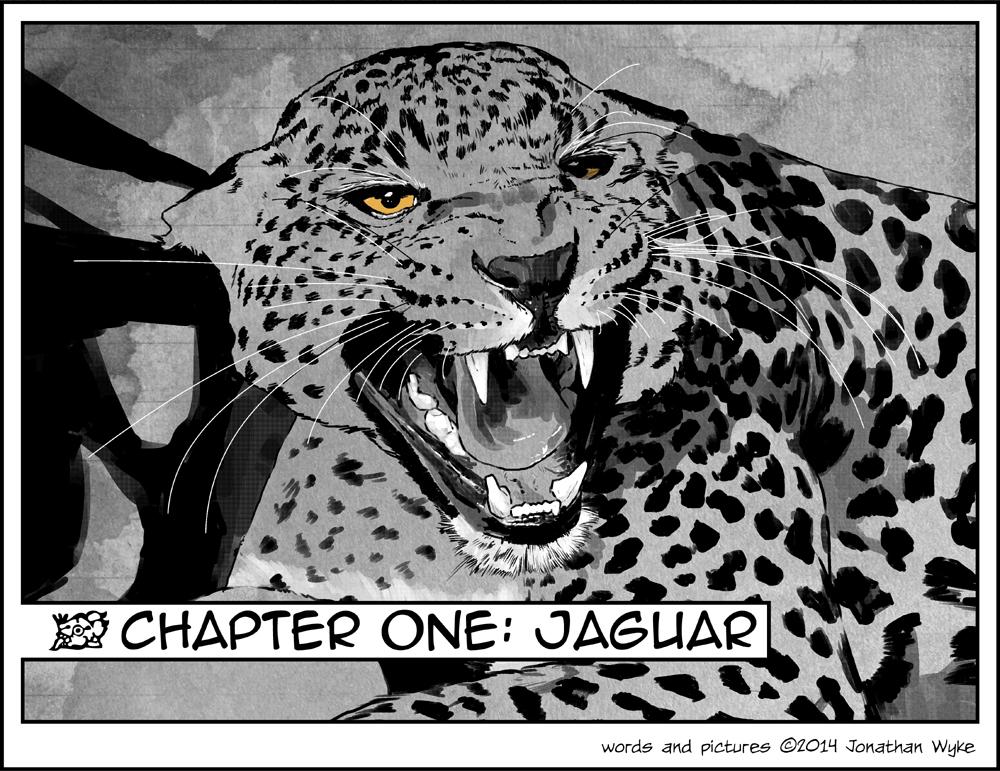 Title Plate by JonathanWyke