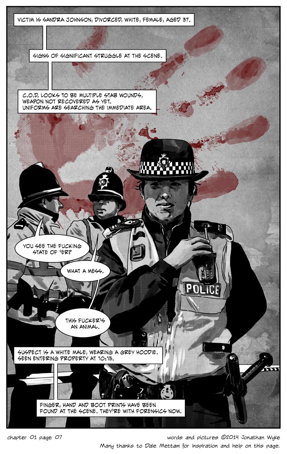 Jaguar Page 08 by JonathanWyke