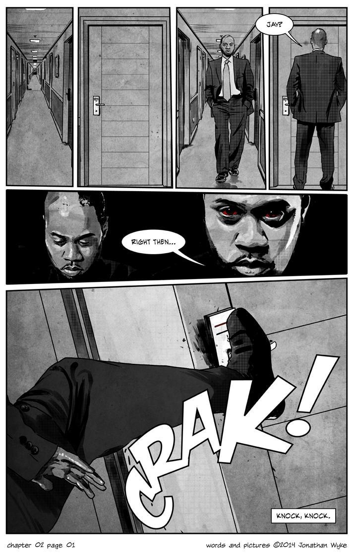 Jaguar Page 10 by JonathanWyke